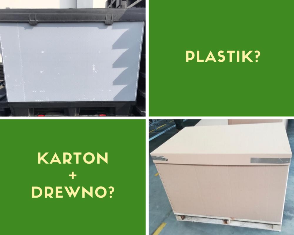 Karton czy plastik