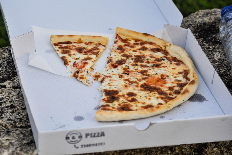 opakowania biodegradowalne - opakowanie po pizzy