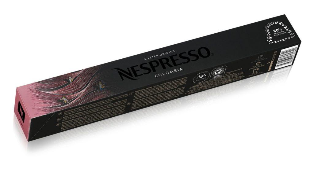 Nespresso Master Origins Colombia