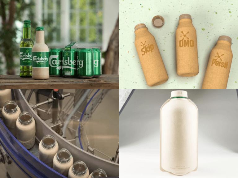 Papierowe butelki do napojów i chemii gospodarczej – przegląd innowacji